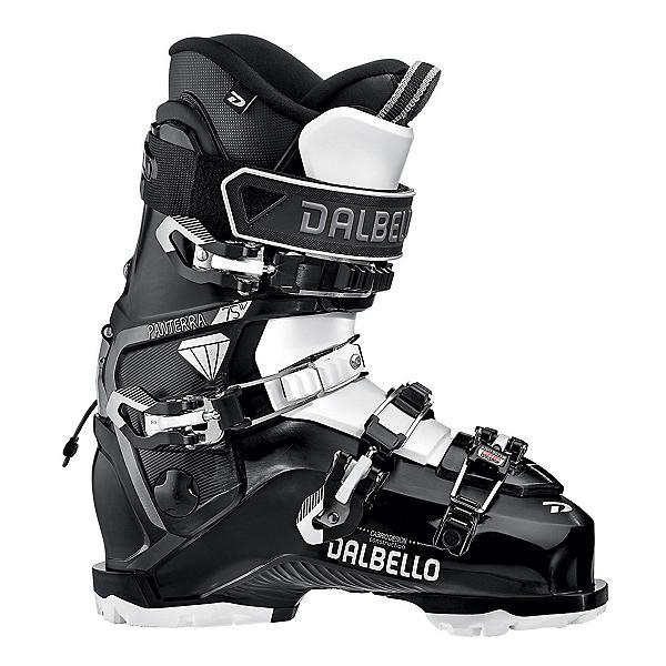 Dalbello Panterra 75 GW Womens Ski Boots, Black-White, 600