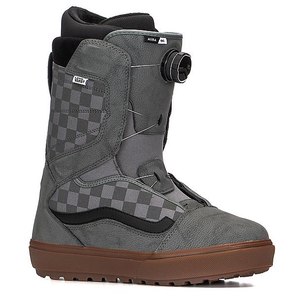 Vans Aura OG Snowboard Boots 2020, Grey-Gum, 600