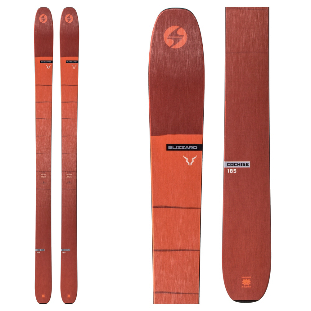 Blizzard Cochise Skis 2020