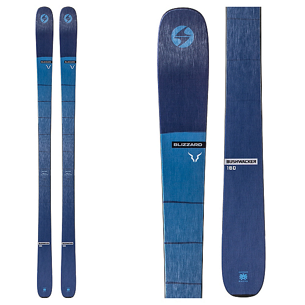 Blizzard Bushwacker Skis 2020, , 600