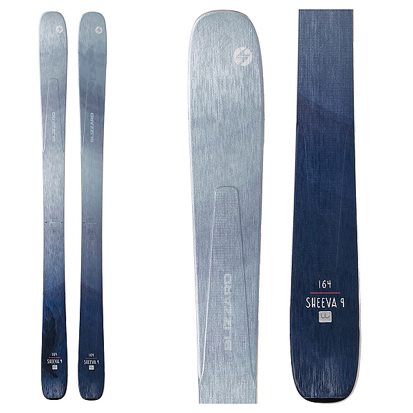 Blizzard Sheeva 9 Womens Skis 2020, , 600