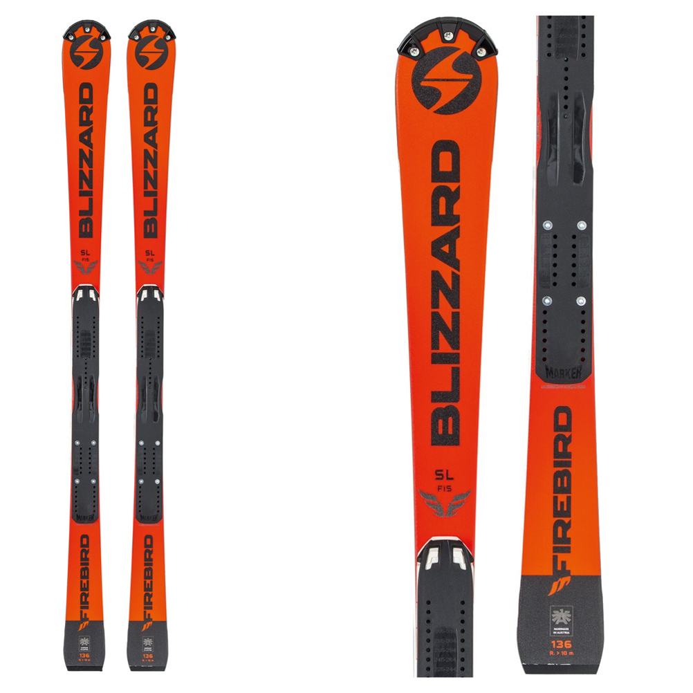 Blizzard Firebird SL Junior Race Skis