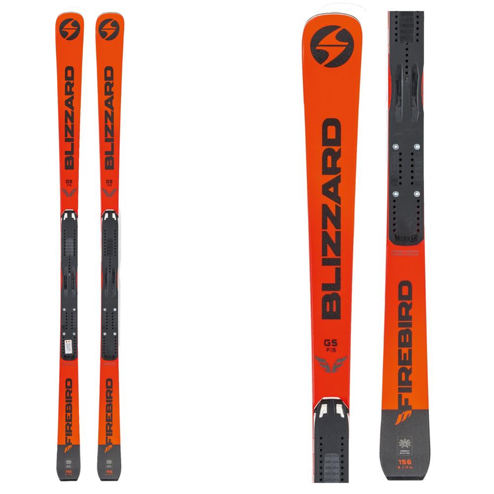 Blizzard Firebird GS Junior Race Skis 2020