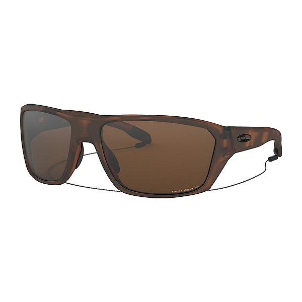 Oakley Split Shot PRIZM Polarized Sunglasses 2019, Matte Brown Tortoise, 600