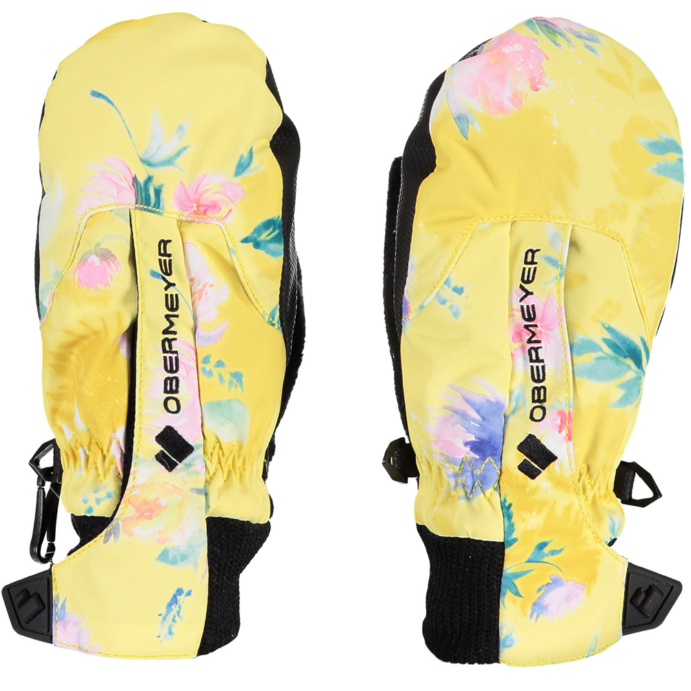 Obermeyer Thumbs Up Print Toddlers Mittens im test
