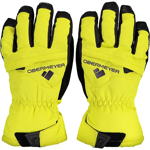 Obermeyer Lava Kids Gloves, Flash Bulb, 600