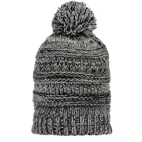 Obermeyer Springfield Knit Pom Toddlers Hat, Black, 600