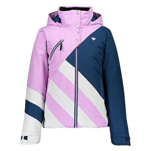 Obermeyer Tabor Girls Ski Jacket, Lux Lilac, 600
