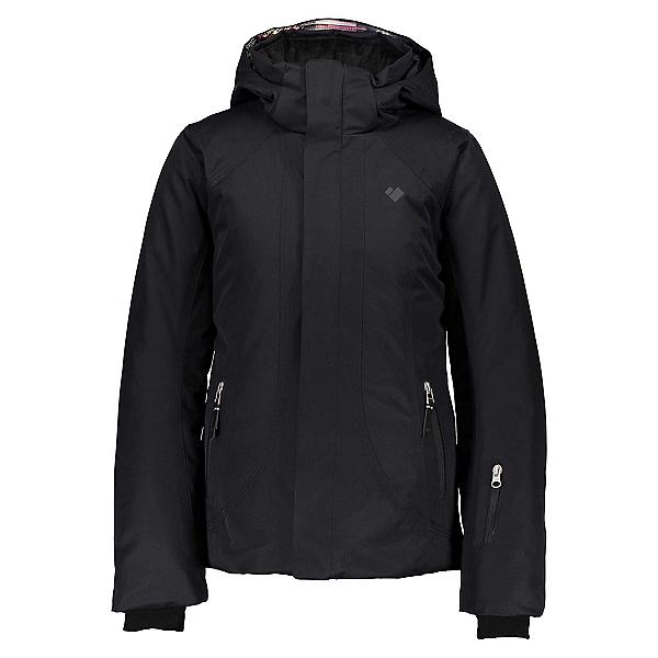 Obermeyer Haana Girls Ski Jacket, Black, 600