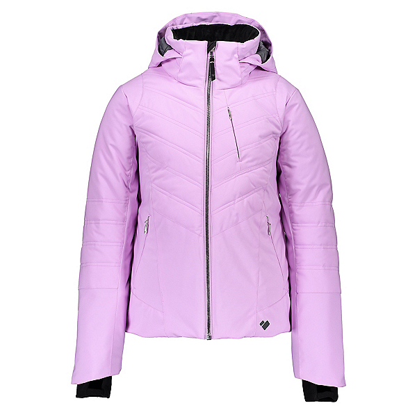 Obermeyer Rayla Girls Ski Jacket, Lux Lilac, 600