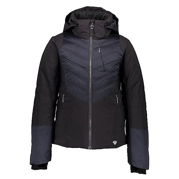 Obermeyer Rayla Girls Ski Jacket 2020, Black, 600