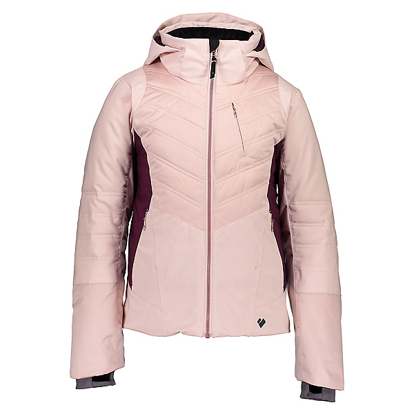 Obermeyer Rayla Girls Ski Jacket, Dusty Rose, 600