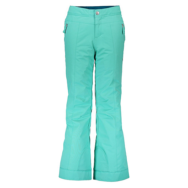 Obermeyer Brooke Girls Ski Pants 2020, Out To Sea, 600