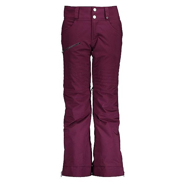 Obermeyer Jessi Girls Ski Pants, Drop The Beet, 600