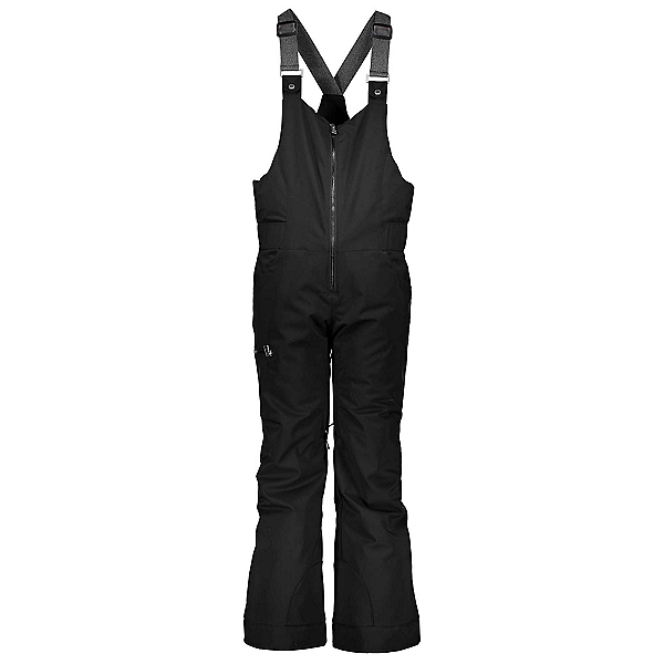 Obermeyer Anya Bib Girls Ski Pants, Black, 600