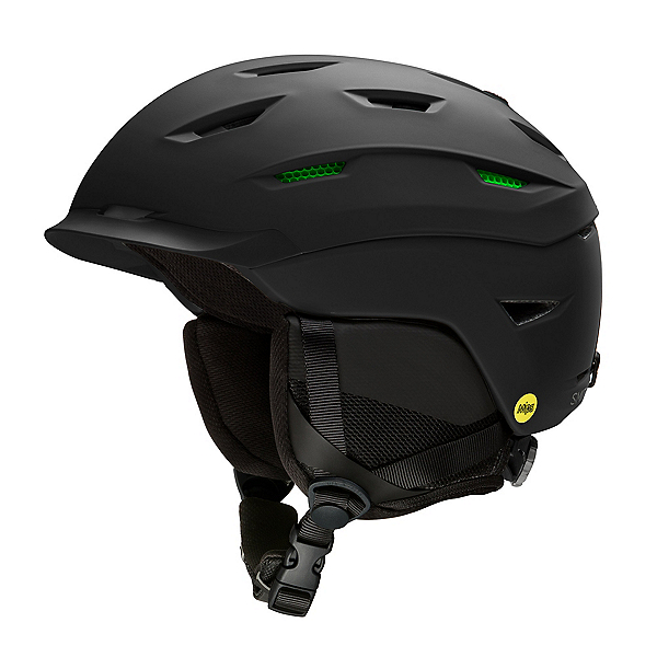 Smith Level MIPS Helmet 2020, Matte Black, 600