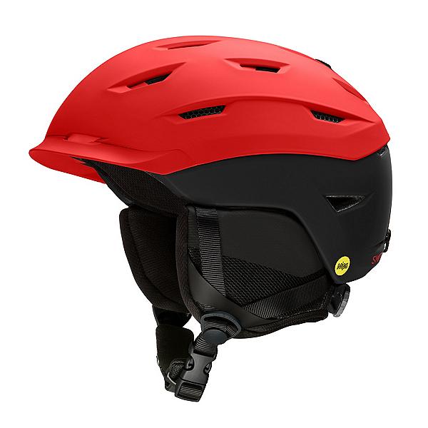 Smith Level MIPS Helmet 2020, Matte Rise-Black, 600