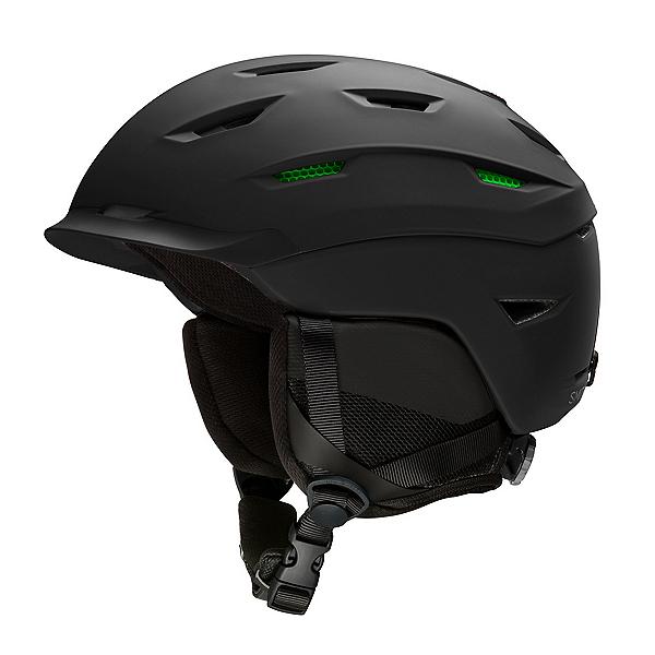Smith Level Helmet 2020, Matte Black, 600