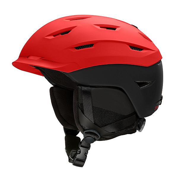 Smith Level Helmet 2020, Matte Rise-Black, 600