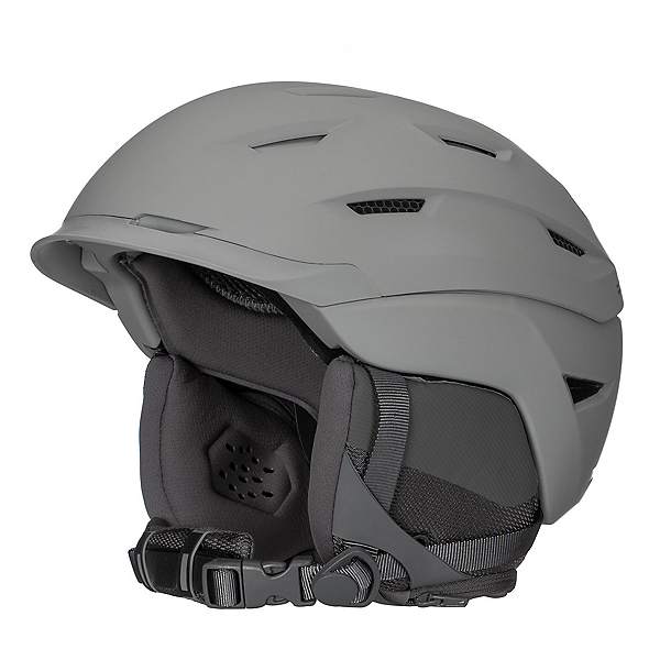 Smith Level Helmet, Matte Cloudgrey, 600