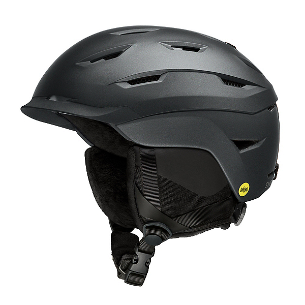 Smith Liberty MIPS Womens Helmet 2021, Matte Black Pearl, 600