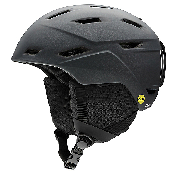 Smith Mirage MIPS Womens Helmet, Matte Black Pearl, 600
