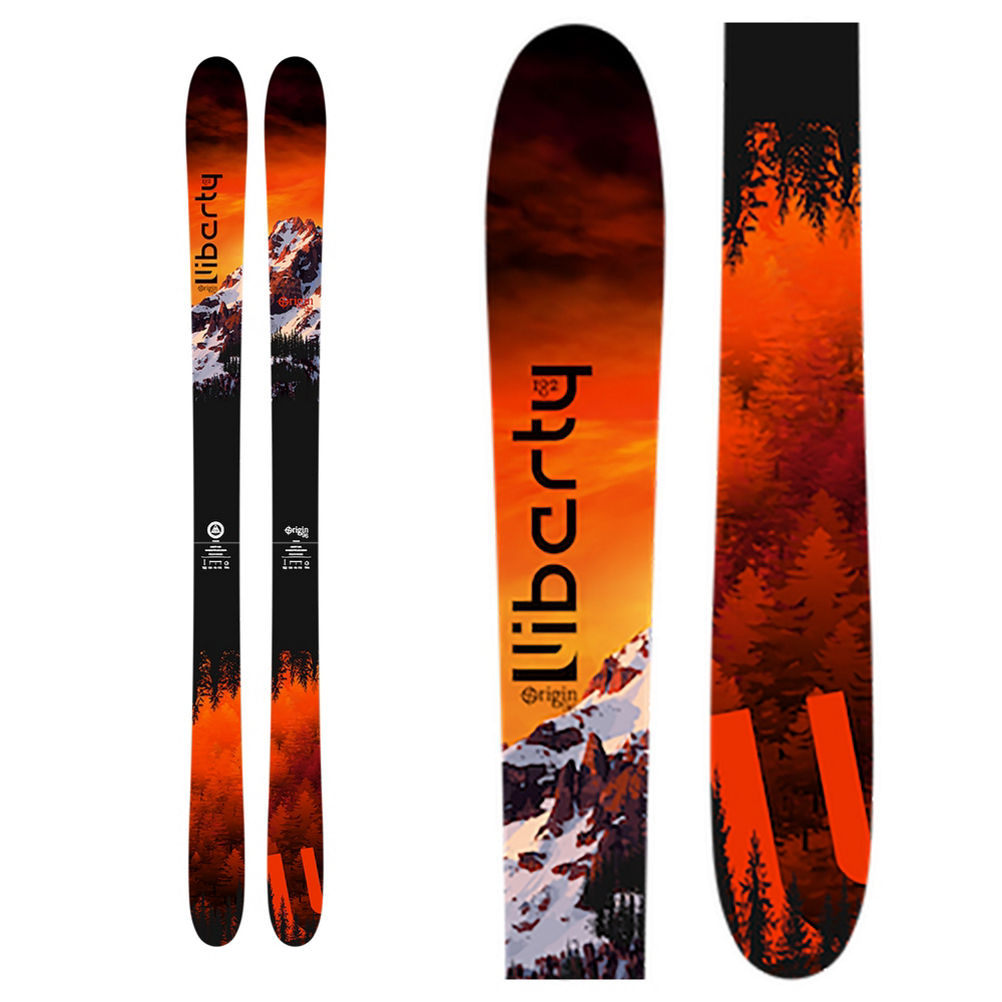 Liberty Skis Origin 96 Skis 2020