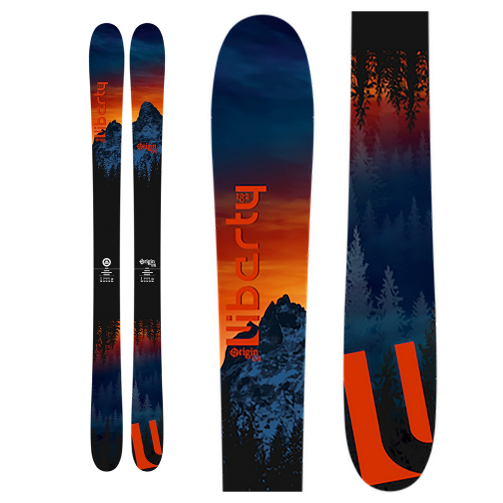 Liberty Skis Origin 106 Skis 2020