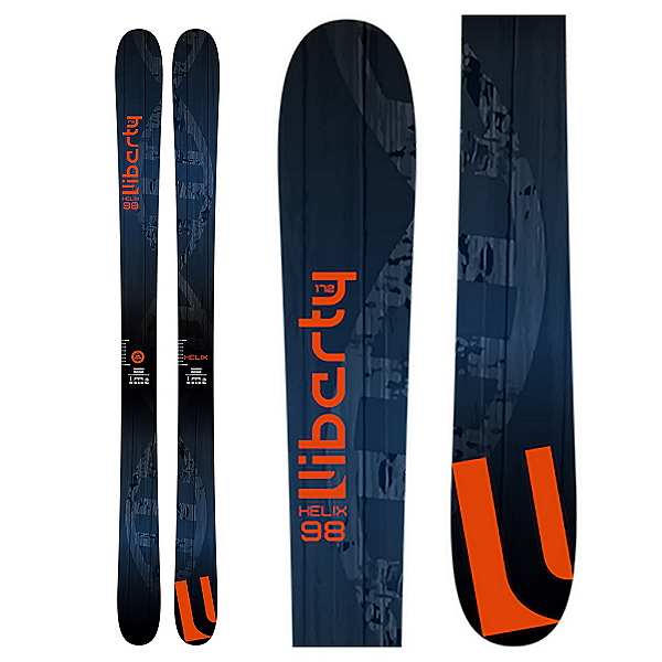 Liberty Skis Helix 98 Skis, , 600