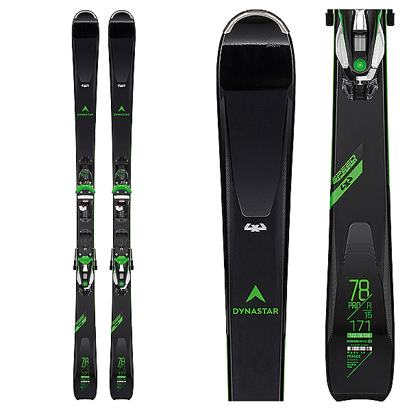 Dynastar Speed Zone 4X4 78 Pro Skis with NX 12 Konect Bindings 2020, , 600
