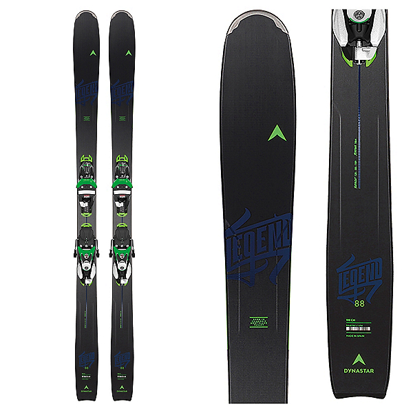 Dynastar Legend X 88 Mens Skis with SPX 12 Konect Bindings, , 600