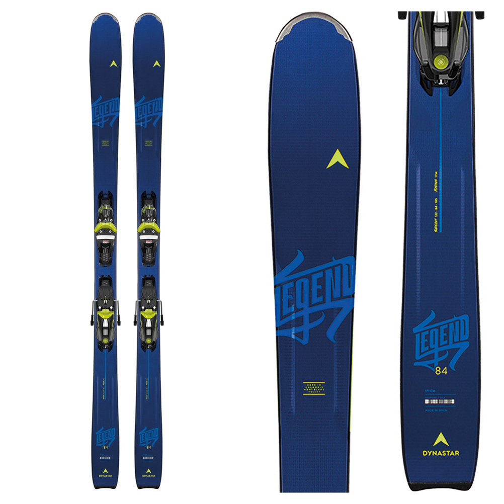 Dynastar Legend X 84 Mens Skis with NX 12 Konect GW Bindings 2020