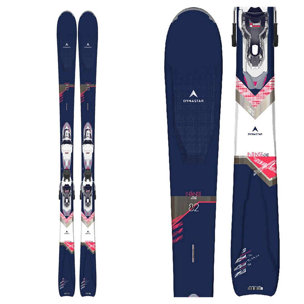 Dynastar Intense 4x4 82 Womens Skis with Xpress W 11 GW Bindings