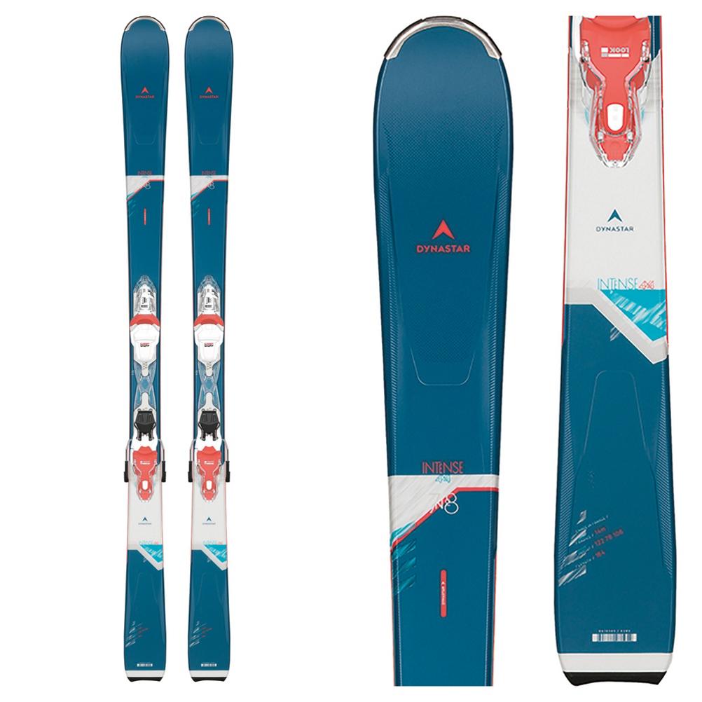 Dynastar Intense 4x4 78 Womens Skis with Xpress 11 Bindings 2020