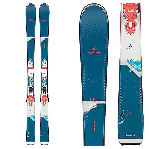 Dynastar Intense 4x4 78 Womens Skis with Xpress 11 Bindings 2020, , 600