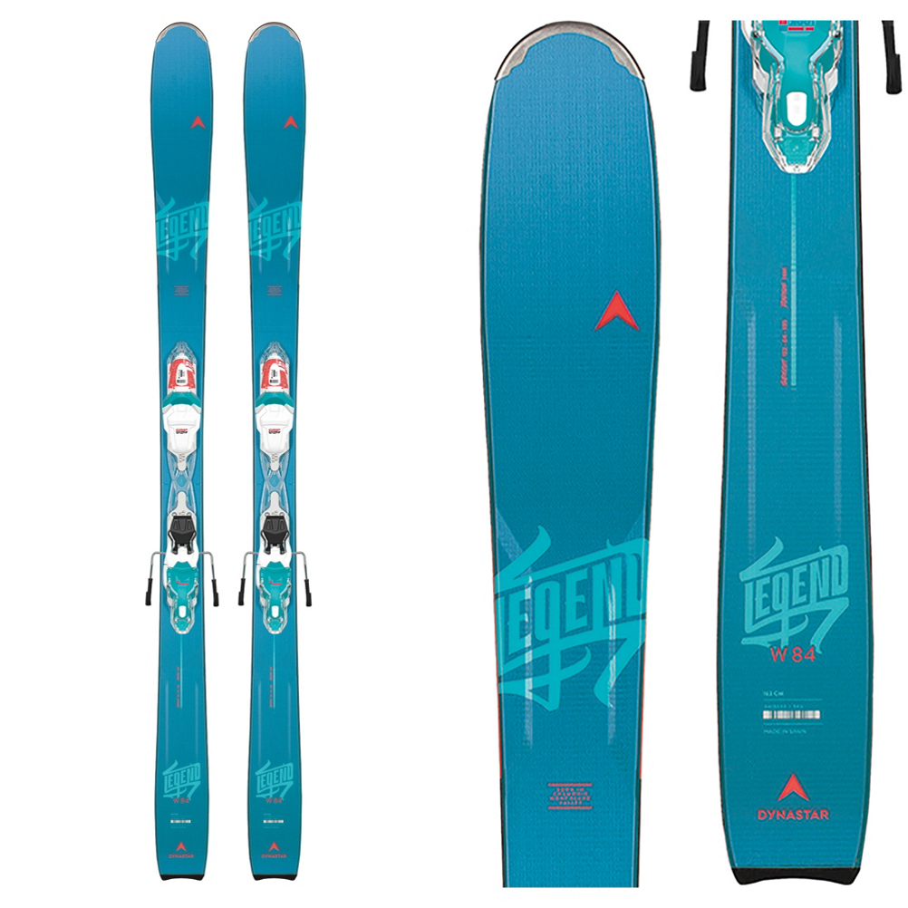 Dynastar Legend 84 Womens Skis with Xpress 11 Bindings