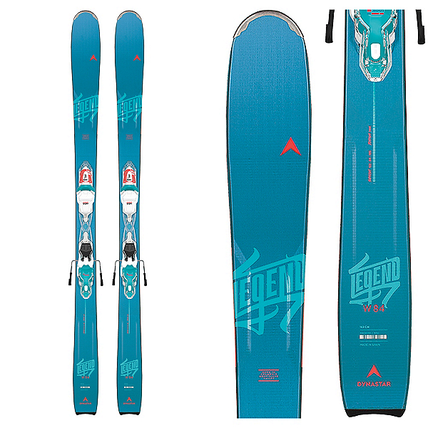 Dynastar Legend 84 Womens Skis with Xpress 11 Bindings 2020, , 600