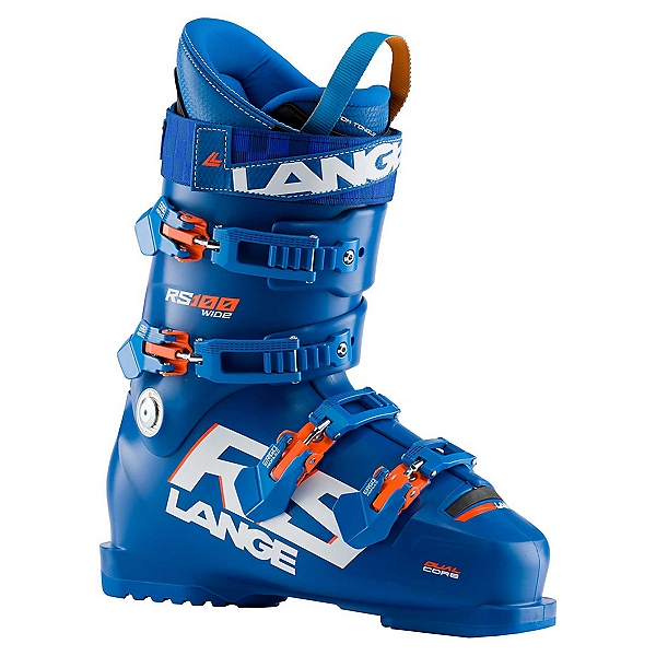 Lange RS 100 WIDE Race Ski Boots 2020, , 600