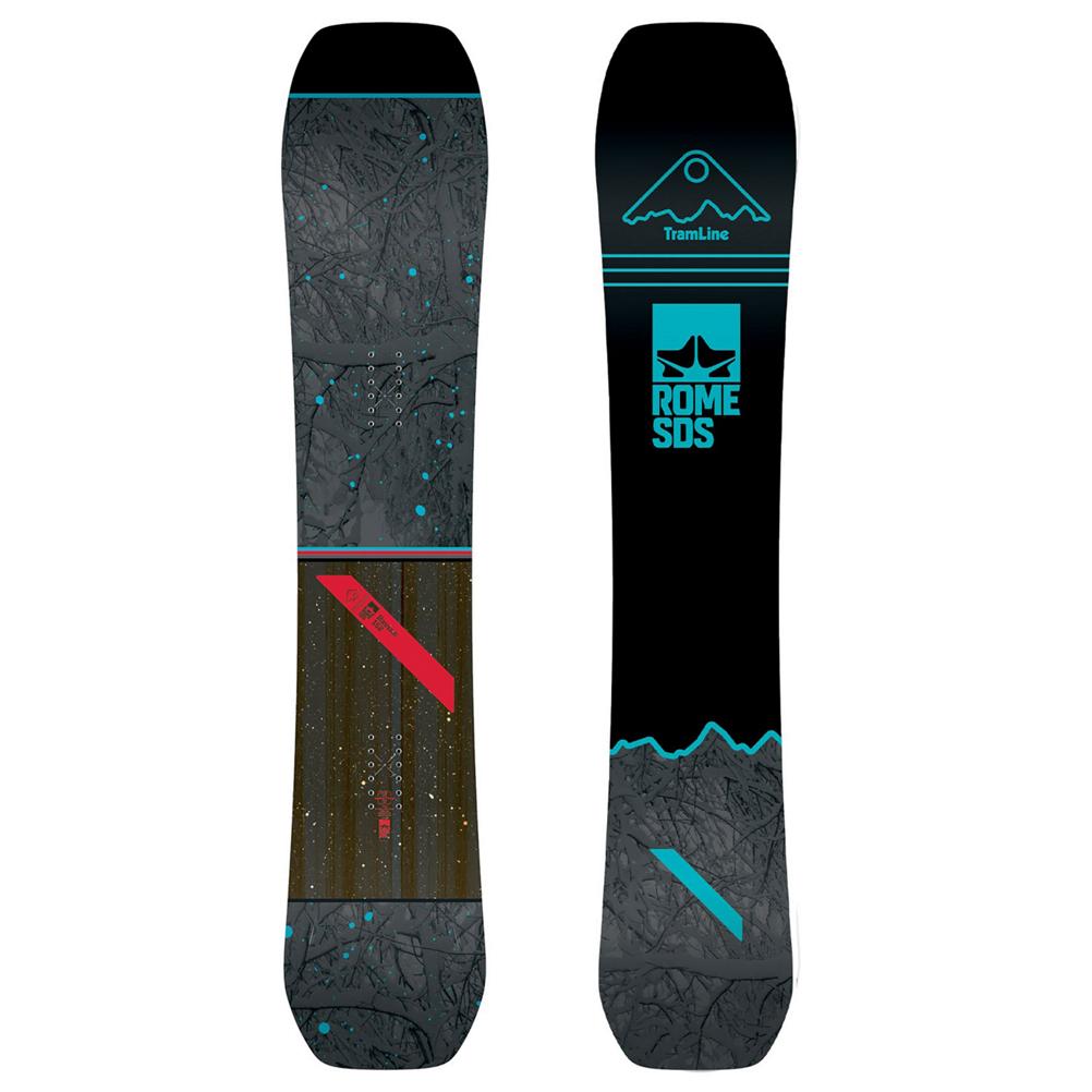 Rome Ravine Snowboard 2020 im test