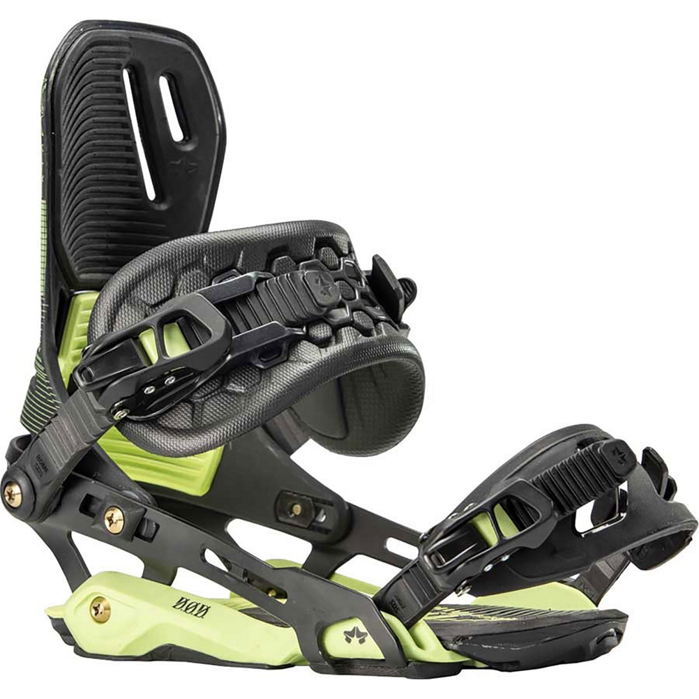 Rome D. O. D. Snowboard Bindings 2020 im test