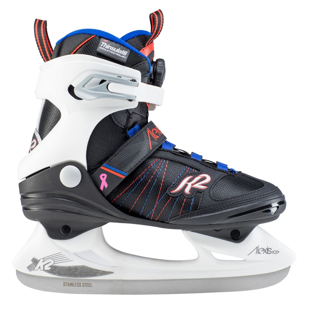 K2 Alexis Ice Boa Womens Figure Ice Skates im test