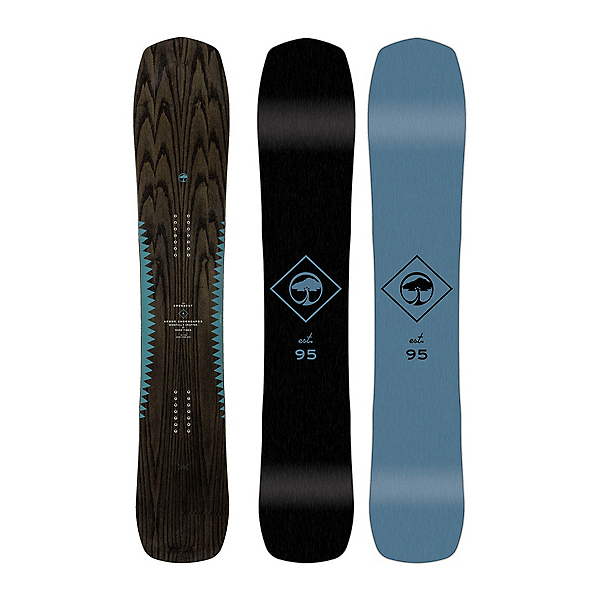 Arbor Crosscut Rocker Snowboard 2020, , 600