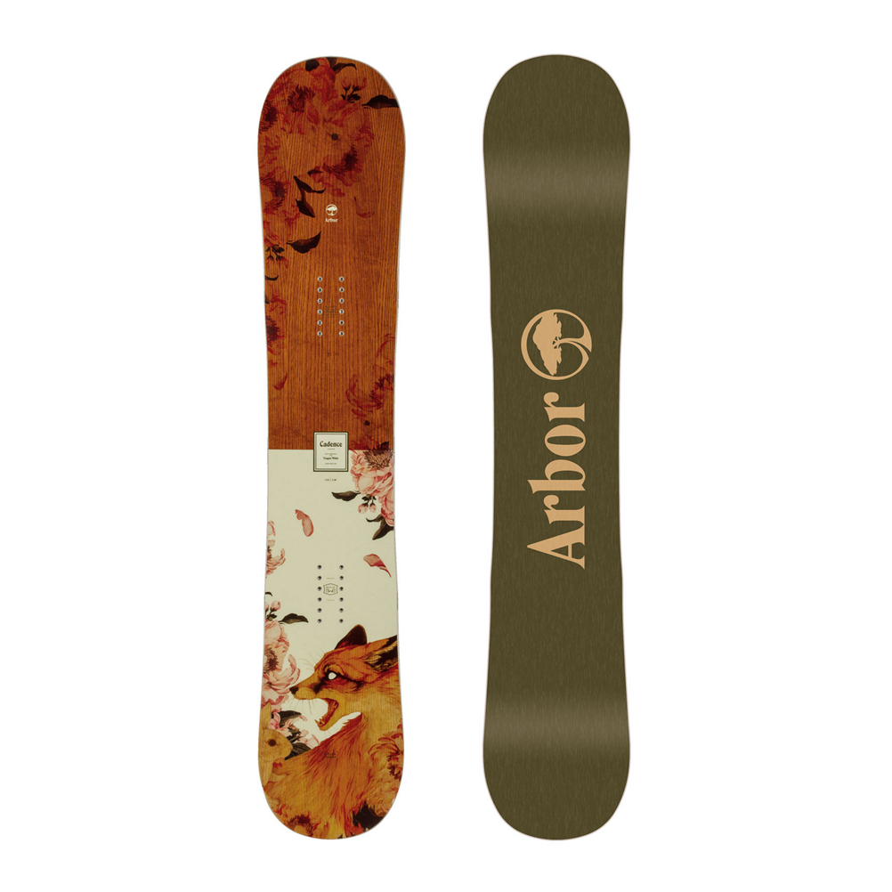 Image of Arbor Cadence Womens Snowboard 2020