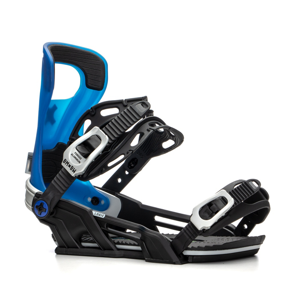 Bent Metal Logic Snowboard Bindings 2020 im test
