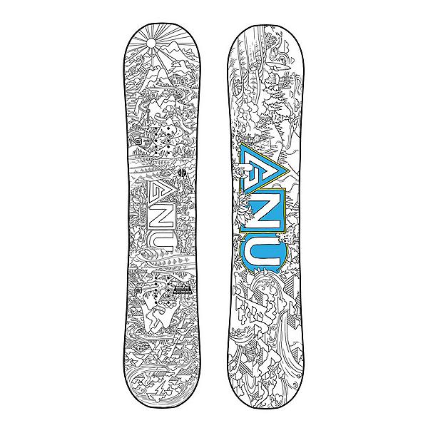 Gnu Recess Asym BTX Boys Snowboard 2020, , 600