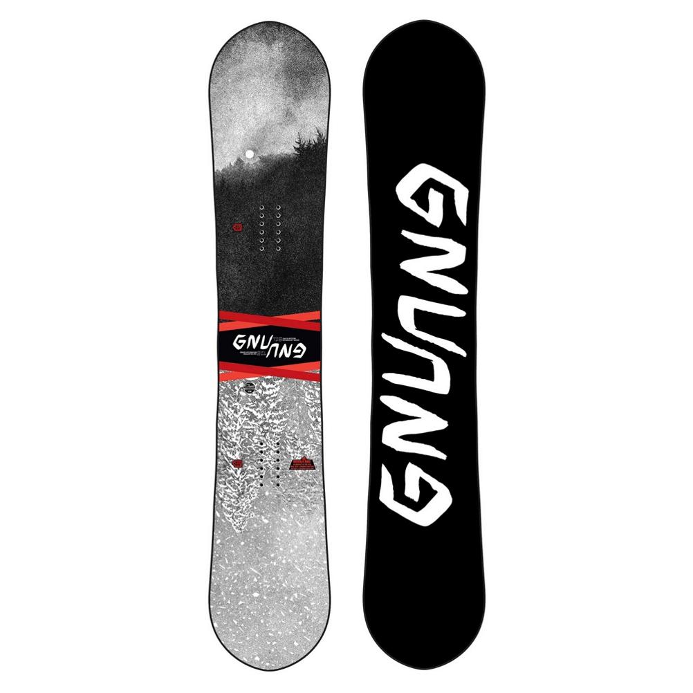 Gnu T2B Asym C2E Snowboard 2020 im test