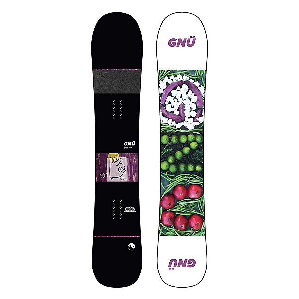 Gnu Mullair C3 Snowboard, , 600