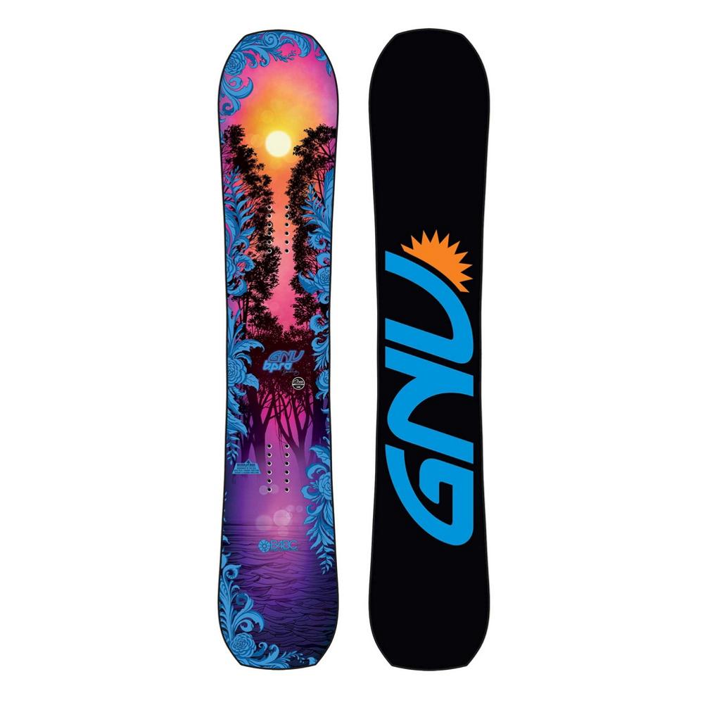 Gnu B-Pro C3 Womens Snowboard 2020 im test
