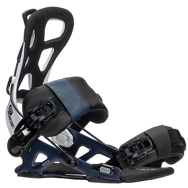 Gnu Psych Snowboard Bindings 2021, , 600