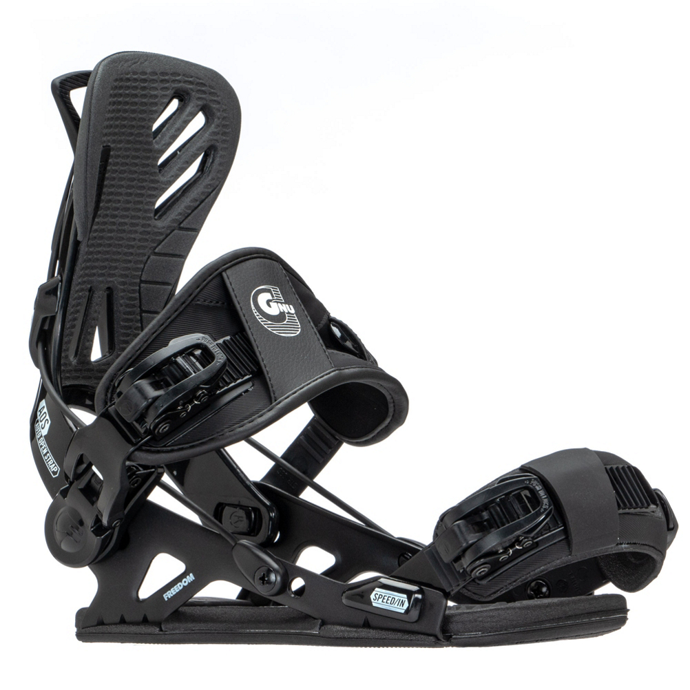 Gnu Freedom Snowboard Bindings 2020 im test